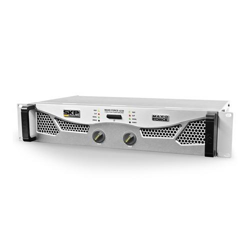 potencia digital skp max d force 4220 amplificador 4000w