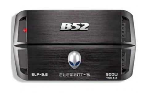 potencia element b52 elp-9.2 900 watts 2 canales
