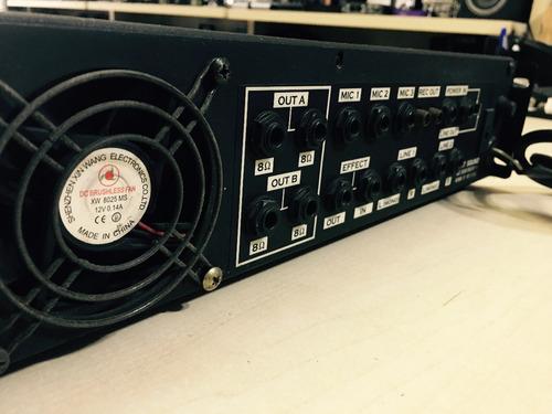 potencia hotsound pm300 watts rms - loja jarbas inst