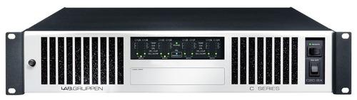 potencia lab gruppen c 20x8 dj audio consola equipo sonido