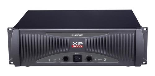 potencia profesional phonic xp5000