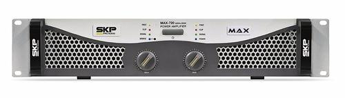 potencia skp max 720x 350+350rms  en 4ohm audio discotecas
