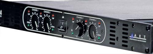 potencia sla4 art dj audio consola equipo sonido parlante