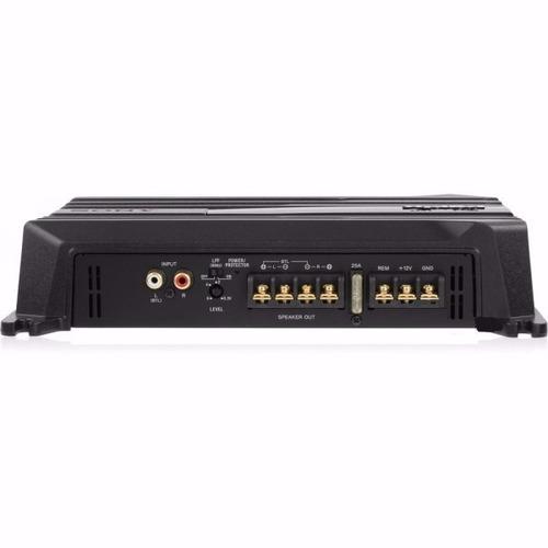 potencia sony xm-n502 amplificador 2 canales 500w
