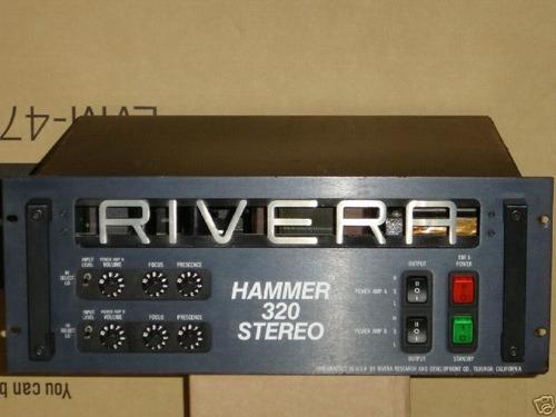 potencia valvular rivera tbr5 hammerpermuto!