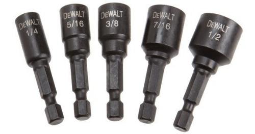 potencia y manodewalt dw2235ir 5-pieza de impacto listo m..