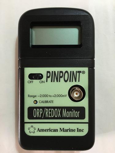 potencial de oxidoreducción orp, american marine pinpoint