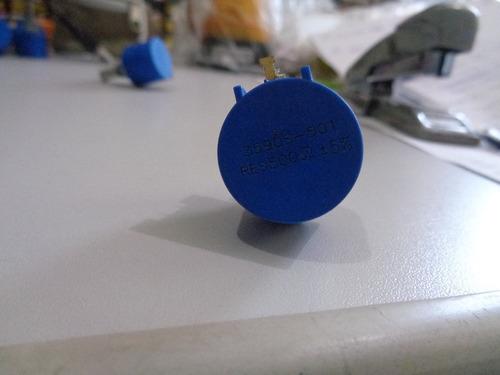 potenciômetro 3590-s 500r 10 voltas - 02 unidades
