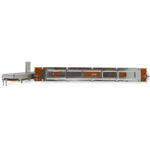 potenciômetro deslizante mono 10kb b103 b10k percurso 100mm