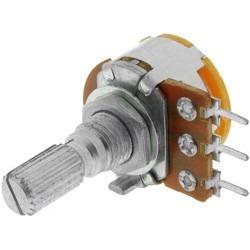 potenciometro 2k ohm miniatura 15mm robotica arduino pic avr