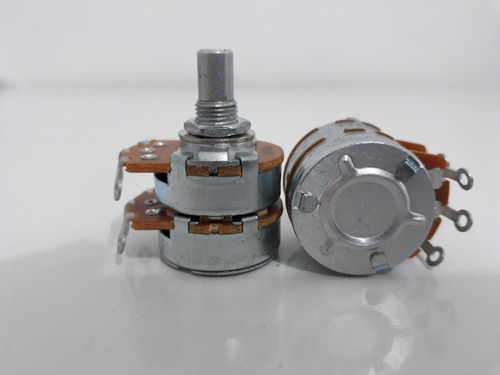 potenciometro alpha b250k dual