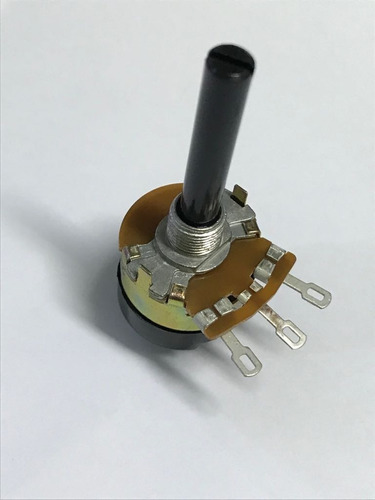 potenciometro antigo 470k log c/chave simples constanta