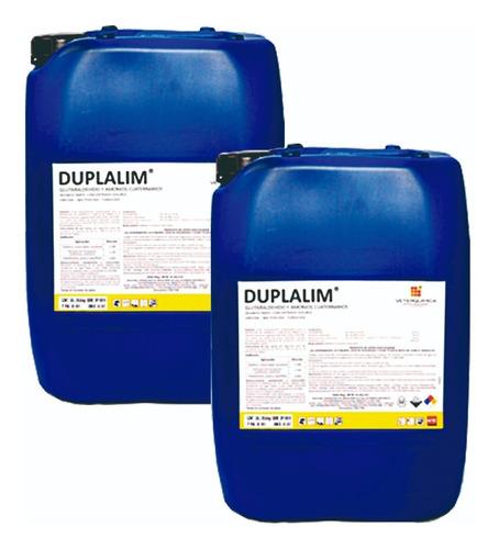 potente  desinfectante - duplalim x 20lt - mejor costo dosis