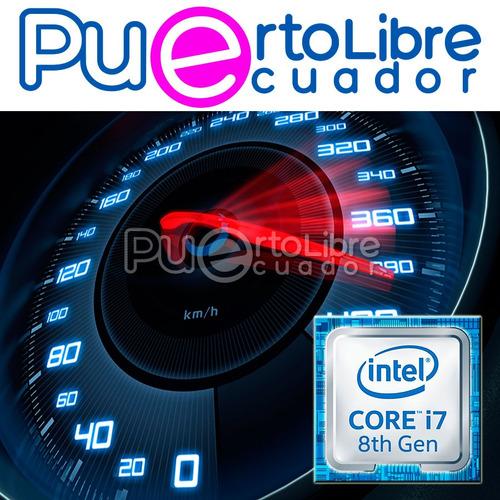 potente lenovo 360 core i7 8va 256 ssd 8 gb touch + regalos