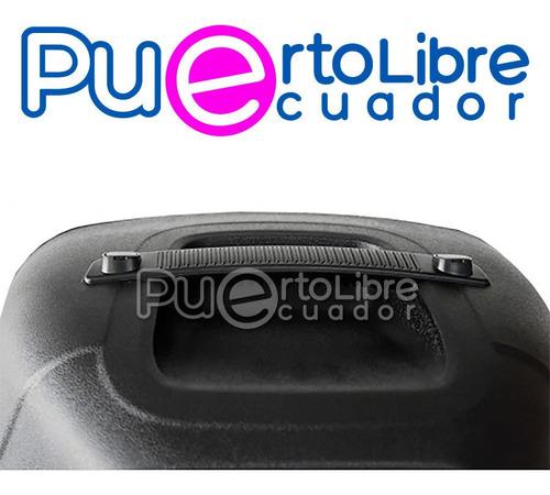 potente parlante amplificado bluetooth usb + r e g a l o s !