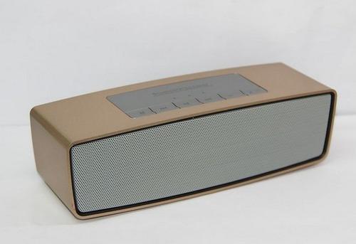 potente parlante bose bluetooth - auxiliar - usb - micro sd