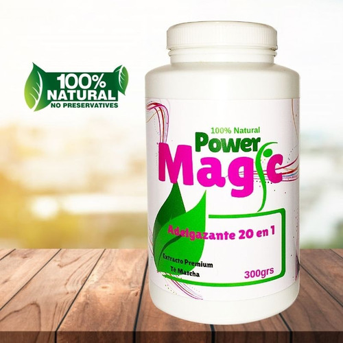 potente quemador de grasa 100% natural 20 componentes en 1