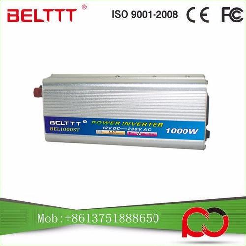 potente transformador convertidor de 12v a 110v de 1000w