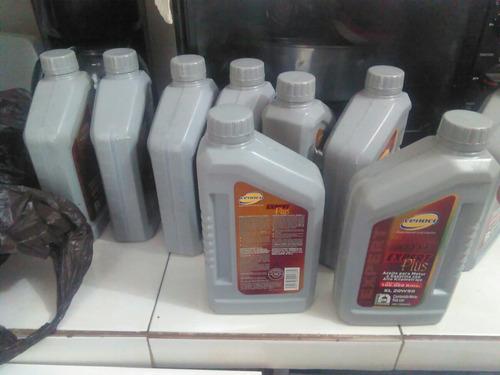 potes de aceites vacios venoco