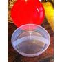 Pote Plastico Con Tapa De Cocina Con Divisiones