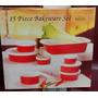 Juego 15 Piezas Ceramica Refractario Ideal Cocinar Horno