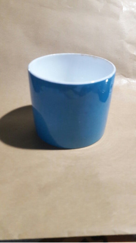 potiche dulcera porcelana. plato ytapa metal blanco y plata.