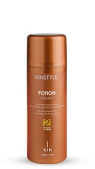 potion cream kinstyle kin 150ml texturiza y acondiciona
