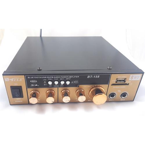 potência casa amplificador
