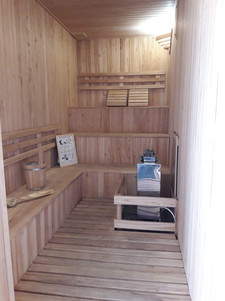 potrero garay cabañas con piscina  gimnasio sauna servicios