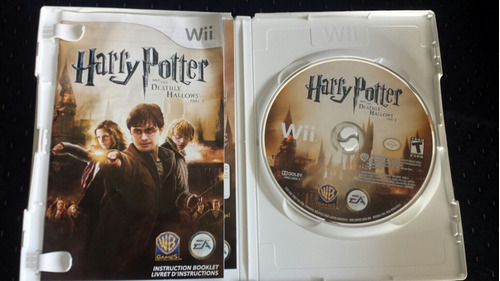 potter wii harry