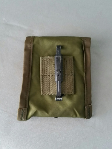 pouch bandagem sistema alice militar us army