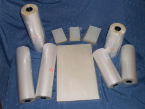 pouch plastificadora 67 x 99 mm x 100 unidades 150 micrones