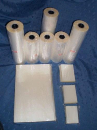 pouch plastificadora a4 - 225 x 302 mm x 50 unid. 150 mic.