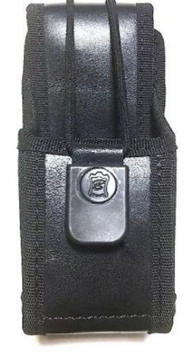 pouch porta handy cuero elite  policial táctico