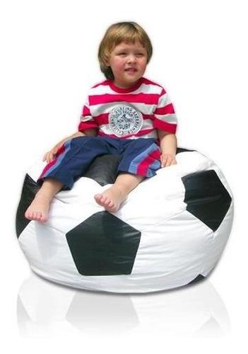 pouf pelota pera iquipos de futbol