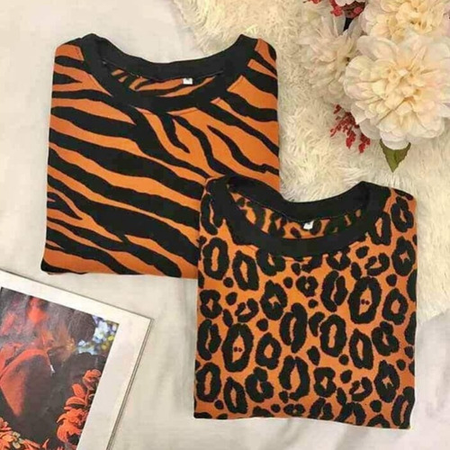 poulover animal print