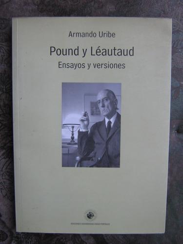 pound y leautaud ensayos y versiones armando uribe