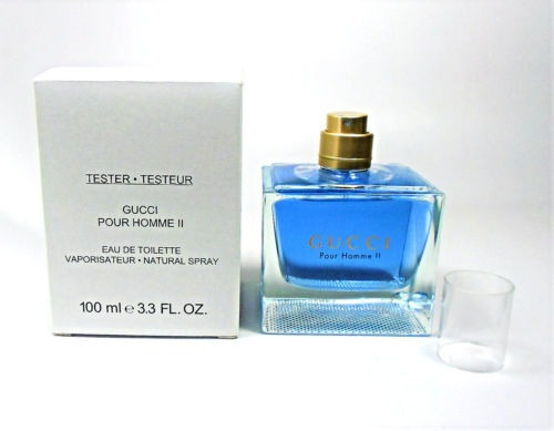 9167bcd3e Pour Homme Ii Por Gucci Edt Para Hombres 3.3 Oz / 100 Ml ...