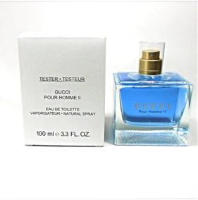 165a41b46 Perfume Gucci Pour Homme Ii Caballero 100ml Increible Precio - Perfumes y  Fragancias de Hombre en Mercado Libre México