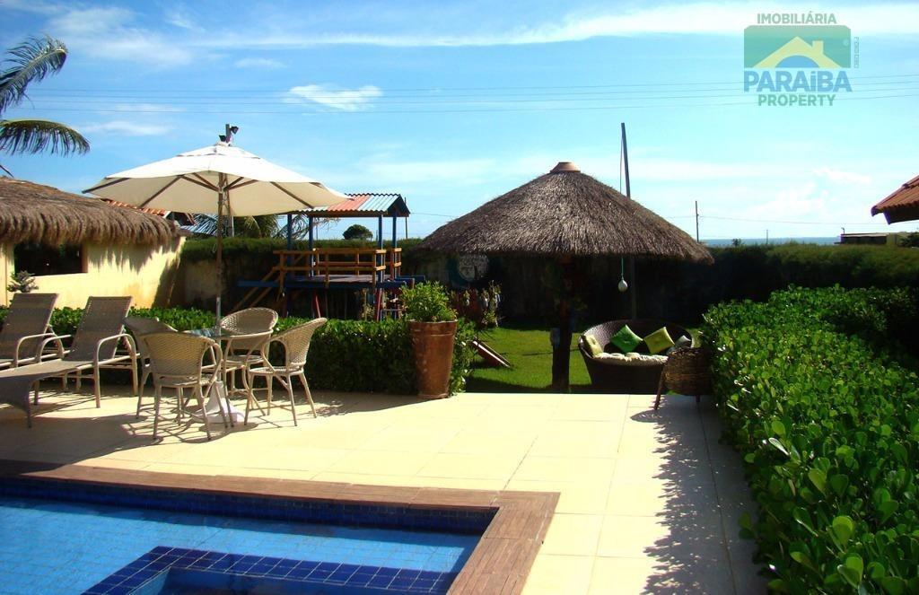 pousada a venda - praia de praia bela - pitimbu - litoral sul da paraiba. - po0006
