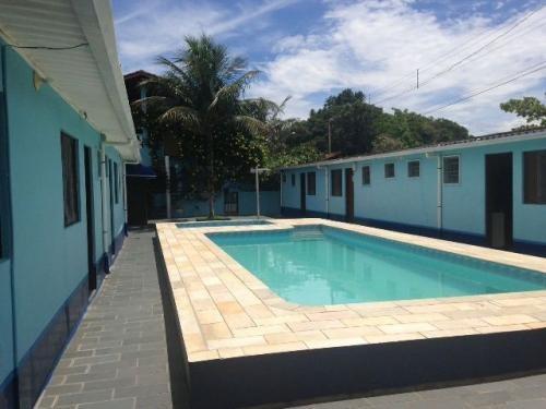 pousada com escritura na praia, 16 suítes, piscina, linda!