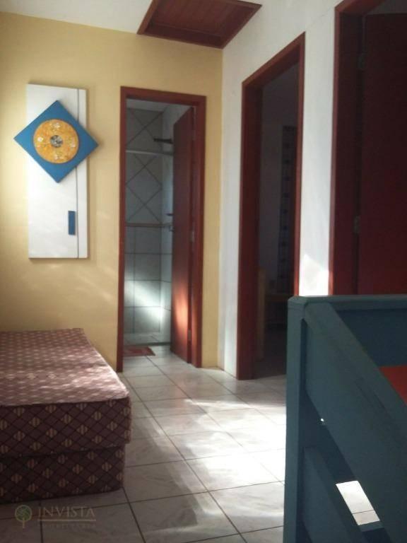 pousada / hotel / chalé - ingleses do rio vermelho - po0018
