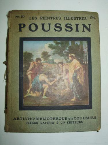 poussin colecc les peintres illustres no 30 p. lafitte fra