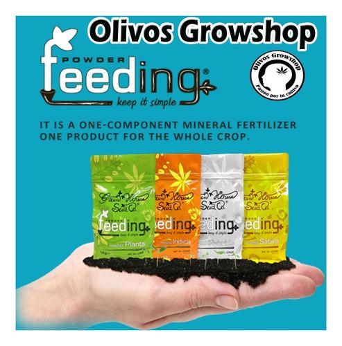 powder feeding long flowering 500gr green house- olivos grow