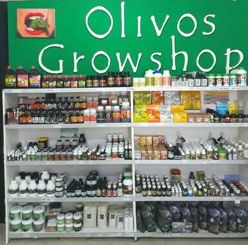 powder feeding short flowering 125gr green house-olivos grow