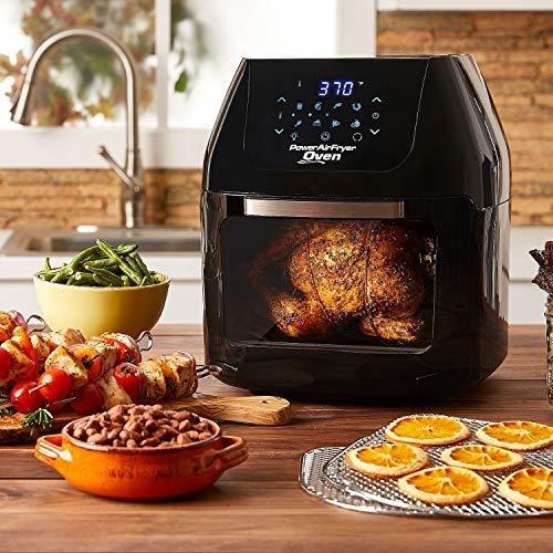 Power Air Fryer Oven Plus Horno 7 En 1 Con Deshidratador Pr