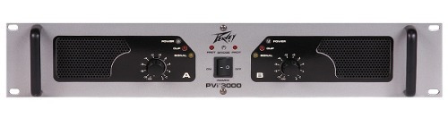 power amplificado stereo peavey pvi 3000e