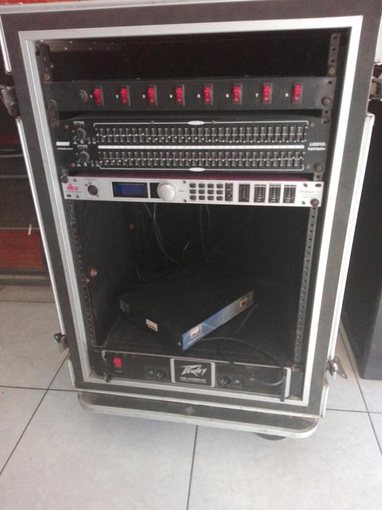 Power Amplificador No Qsc Rcf Jbl Peavey - S/ 9 500,00