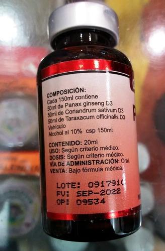 power b debilidad general  medicamento  homeopático