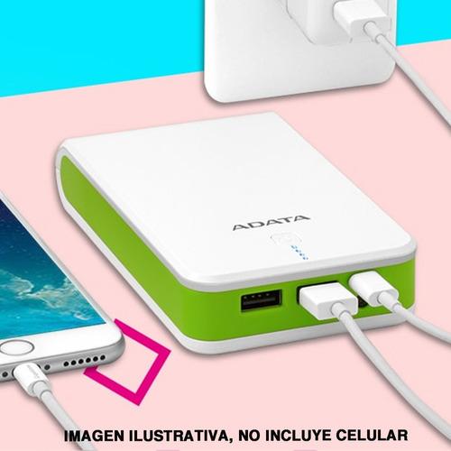 power bank 16750mah adata p16750 cargador bateria portatil